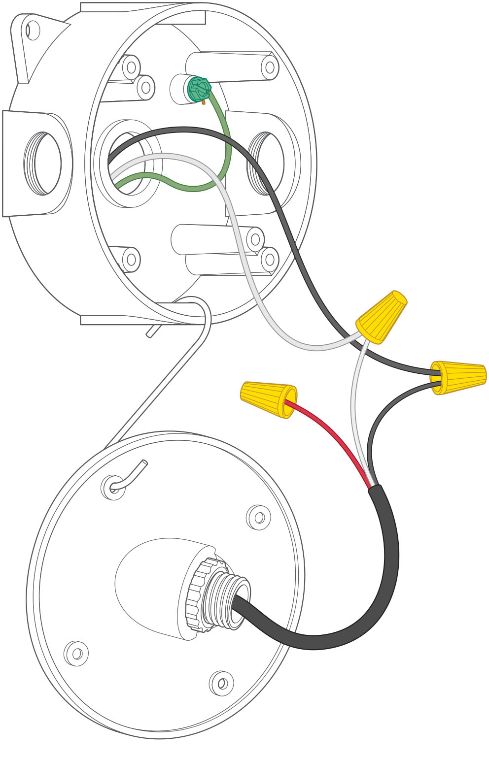 Spotlight Cam Mount Installation – Ring Help on motorcycle spotlight relay switch diagram, battery diagram, light relay wire diagram, spotlight lighting, auto relay diagram,