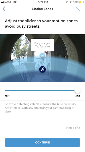 Utilizing Motion Detection with your Ring Battery Devices