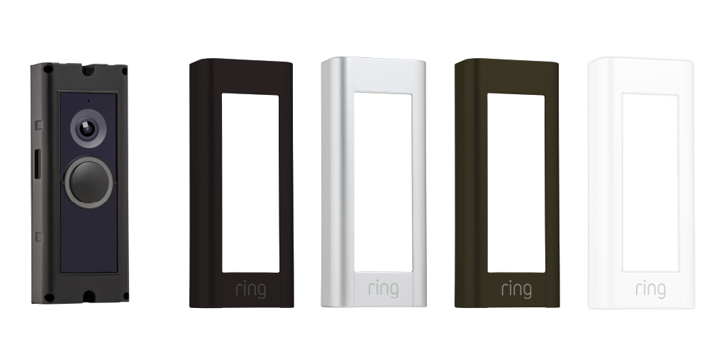 Image result for ring pro faceplates